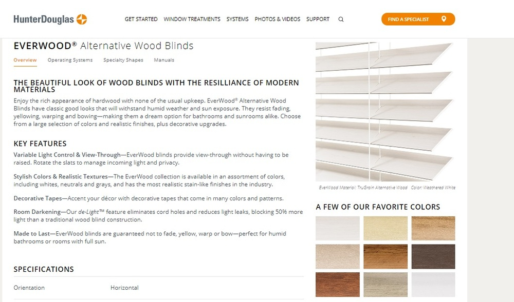 Faux Wood Blinds   EverWood® Blinds   Hunter Douglas.jpg