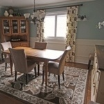 Custom Area Rug Bowmanville by Sensational Seams
