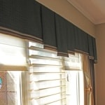 Modern Window Valance Newcastle by Sensational Seams