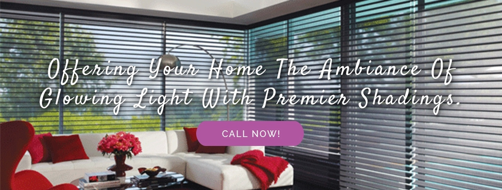 Sensational Seams Offering Your Home the Ambiance of Glowing Light with Premier Shadings