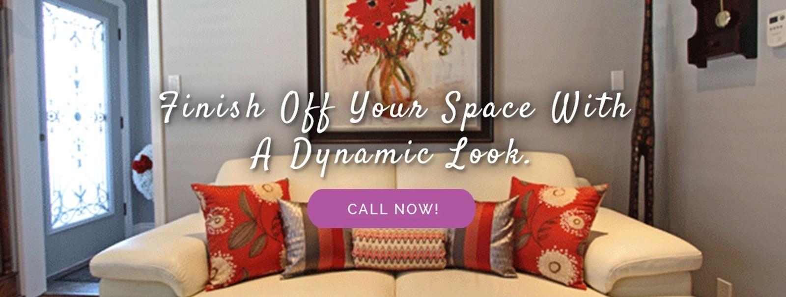 Finish Off Your Space with a Dynamic Look