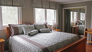 Custom bedding Durham Region by Sensational Seams