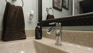 Washbasin Faucet - Bathroom Interior Design Newcastle by Sensational Seams