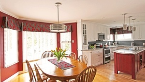 Custom Kitchen Interior Design Newcastle ON by Sensational Seams