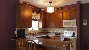 Kitchen Ceiling Lighting Selection by Sensational Seams