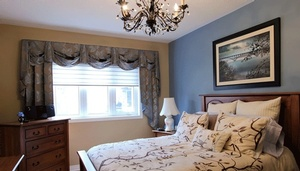 Beautiful Ceiling Chandelier for Bedroom by Sensational Seams