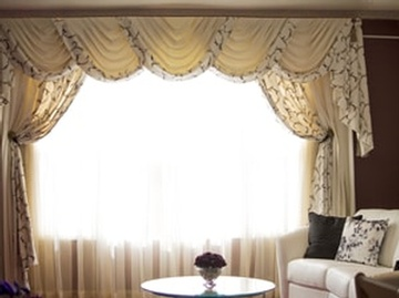 Swag Window Treatments Newcastle ON by Sensational Seams