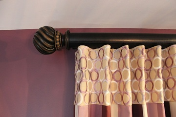Decorative Drapery Hardware at Sensational Seams - Window Fashion Specialists Newcastle