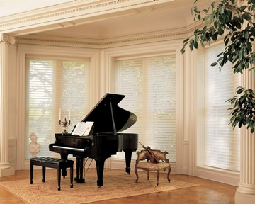 Silhouette Window Shades Newcastle by Sensational Seams