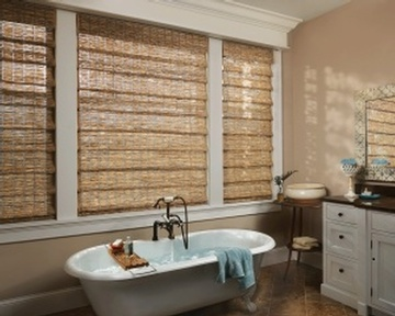 Woven Wood Shades Newcastle, ON - Sensational Seams