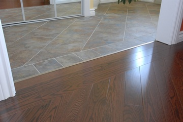 Flooring Selection by Sensational Seams