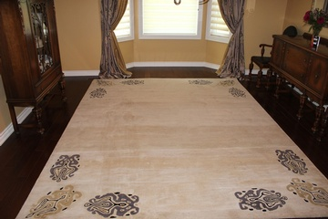 Custom Area Rug Design Newcastle - Sensational Seams