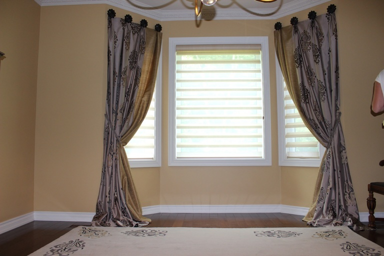Window Draperies Newcastle ON by Sensational Seams